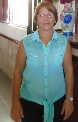 Busco pareja. Mujer de 50 años busca hombre en Cuba, Santa Clara