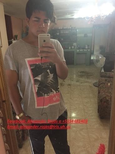 Busco pareja. Chico de 18 años busca chica en Cuba, La Habana