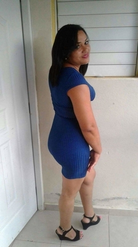 Busco pareja. Mujer de 37 años busca hombre en República Dominicana, Santiago