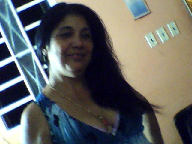 Busco pareja. Mujer de 48 años busca hombre en Cuba, Ciudad Habana