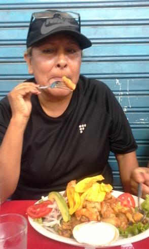 Busco pareja. Mujer de 53 años busca hombre en Perú, Trujillo