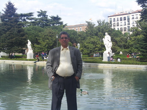 Busco pareja. Hombre de 61 años busca mujer en España, Mostoles