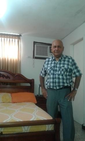 Busco pareja. Hombre de 61 años busca mujer en Colombia, Barranquilla