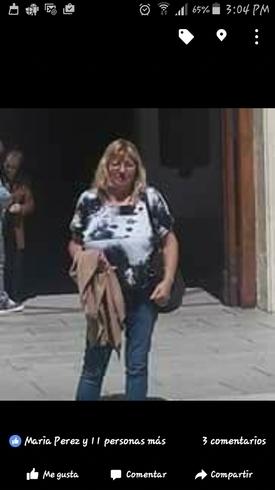 Busco pareja. Mujer de 51 años busca hombre en Argentina, San Isidri
