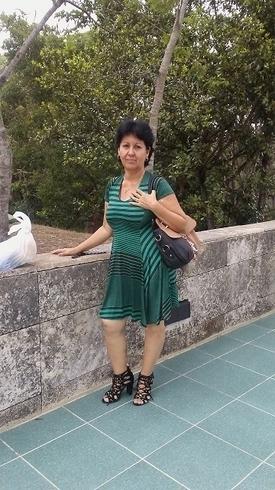 Busco pareja. Mujer de 58 años busca hombre en Cuba, Santa Clara