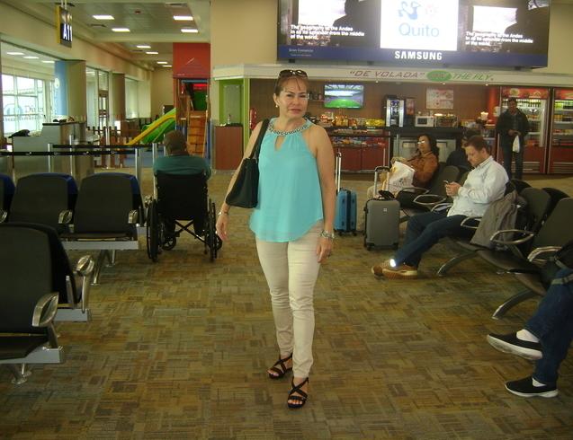 Busco pareja. Mujer de 48 años busca hombre en Ecuador, Babahoyo