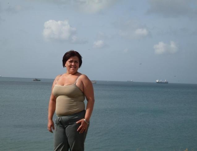 Busco pareja. Mujer de 45 años busca hombre en Venezuela, Punto Fijo Edo. Falcon