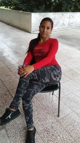 Busco pareja. Chica de 25 años busca chico
